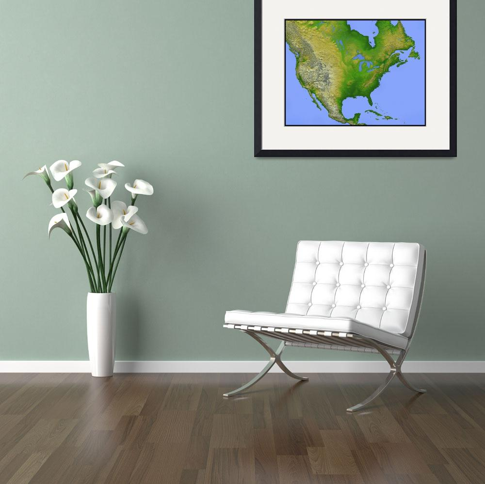 """""""North America&quot  by worldwidearchive"""