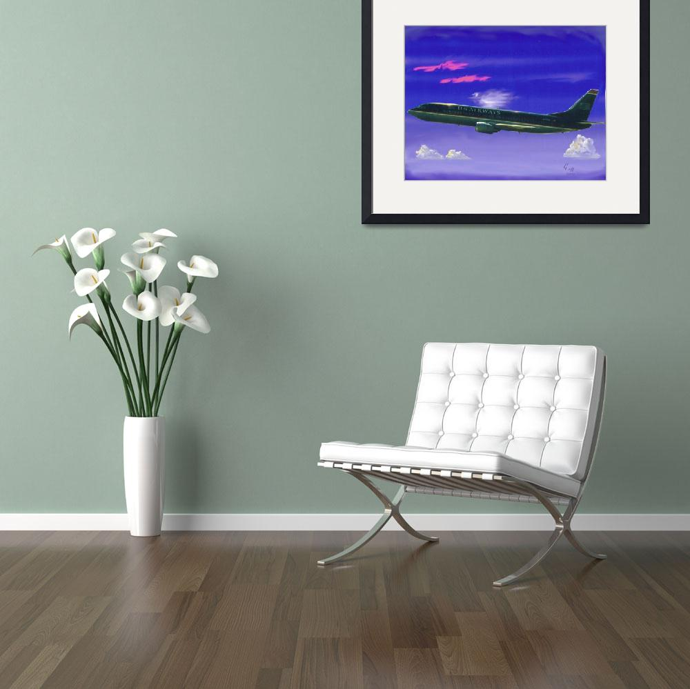 """""""Philly Departure 1999&quot  (1999) by ColoradoArt"""