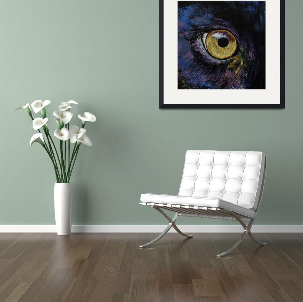 """""""Panther Eye&quot  by creese"""