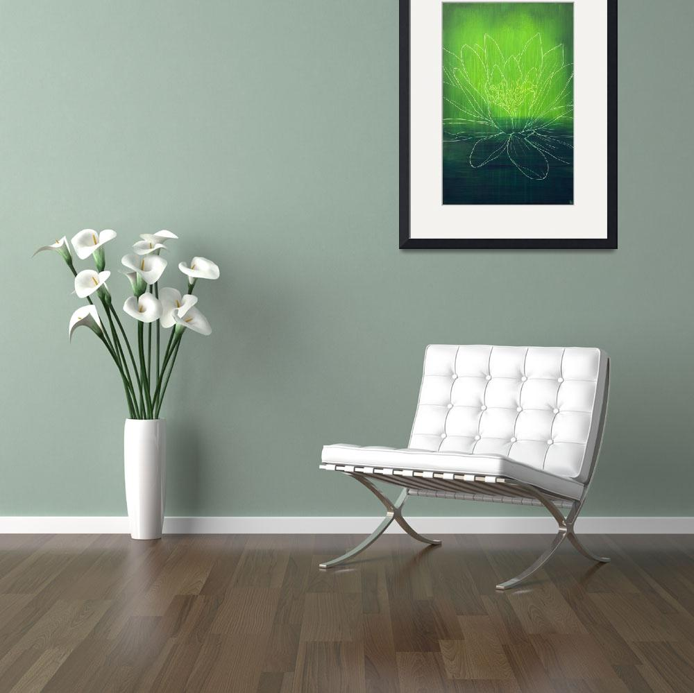 """""""02_green_lotus3&quot  by StephHanWindham"""