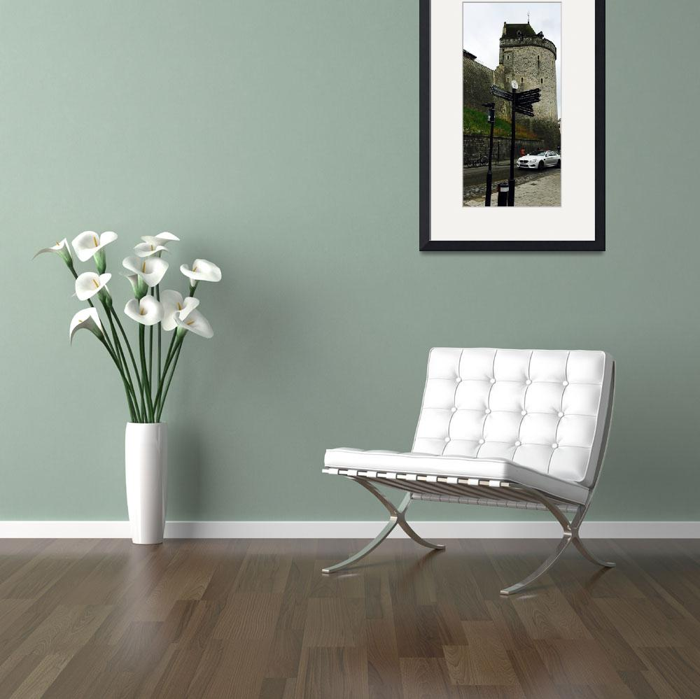 """""""Windsor Turret and Signage&quot  by Artsart"""