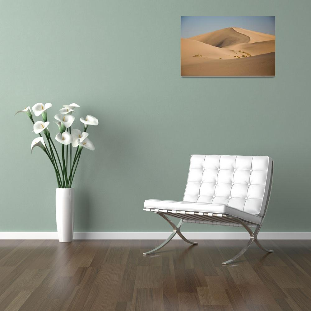 """""""Sand Dunes""""  (2009) by jrphotos"""