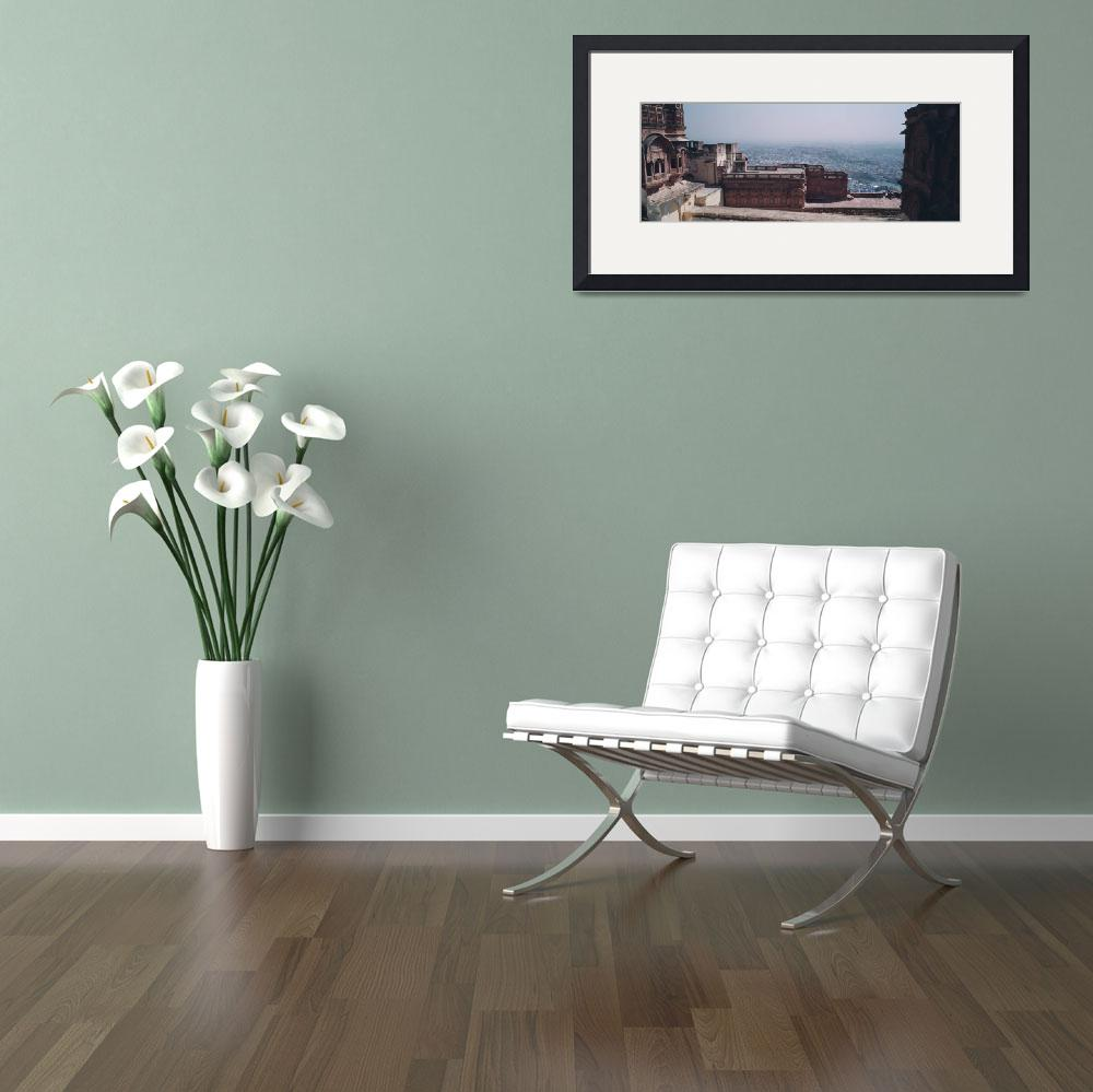 """""""Terrace of a fort&quot  by Panoramic_Images"""