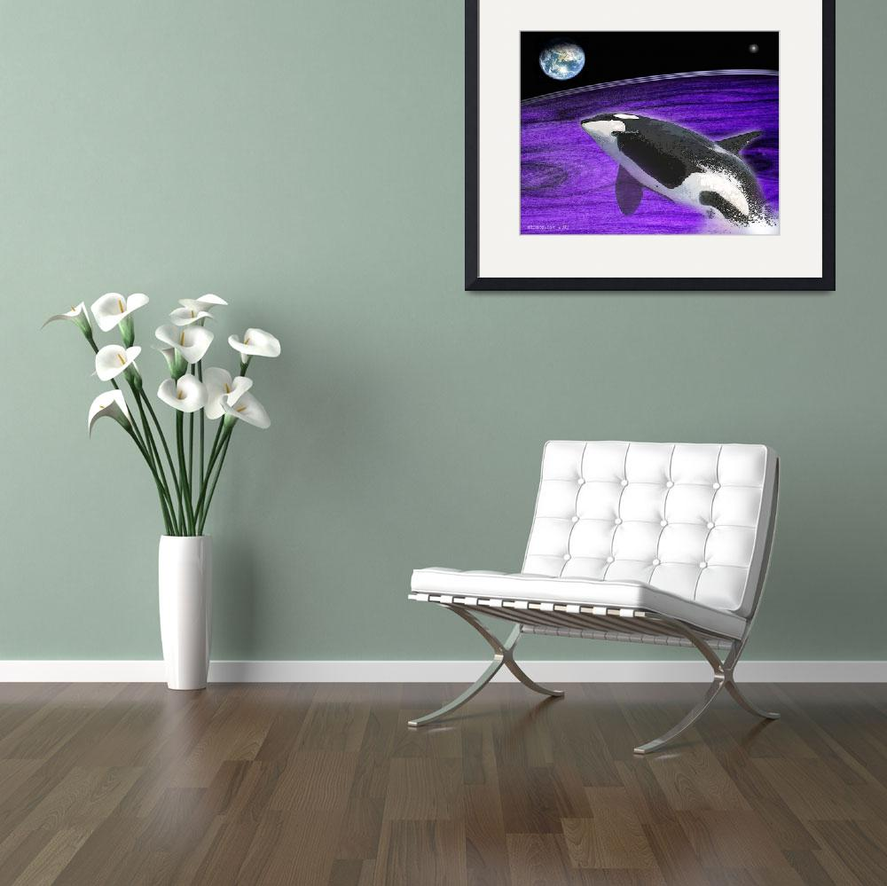 """orca""  (2008) by Arteology"