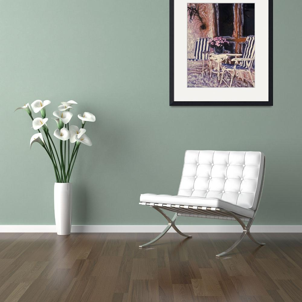 """""""Chairs Polaroid Manipulation&quot  (1998) by SailGuy"""