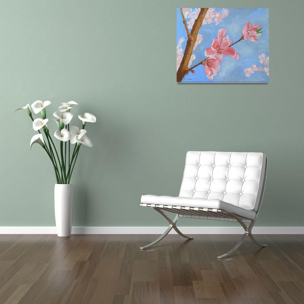 """""""Spring Flowers""""  (2007) by Thi"""