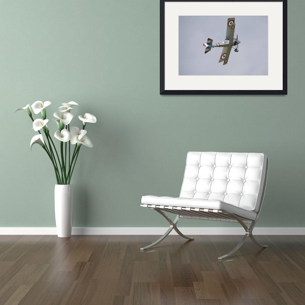 """""""Battle of Britain Memorial Flight""""  (2008) by IanMiddletonphotography"""
