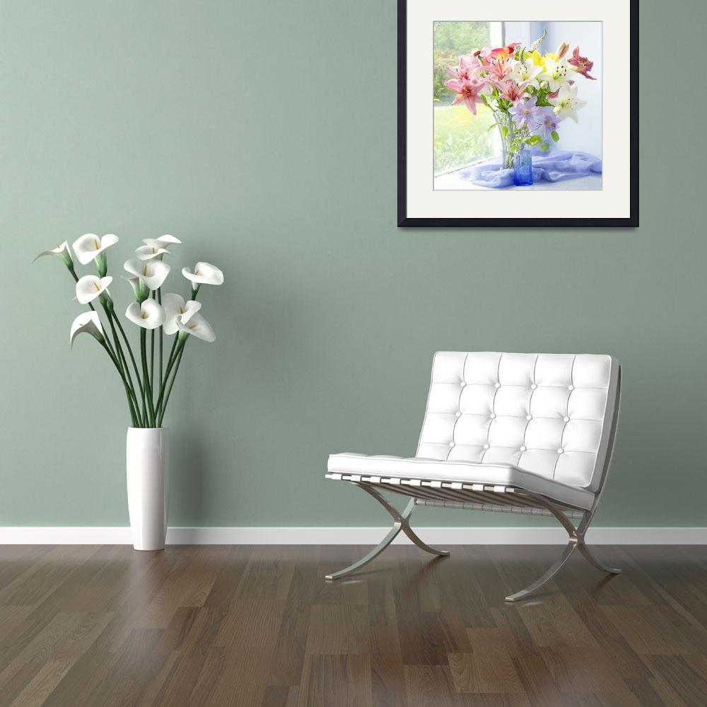 """""""Lily Bouquet""""  (2007) by judystalus"""