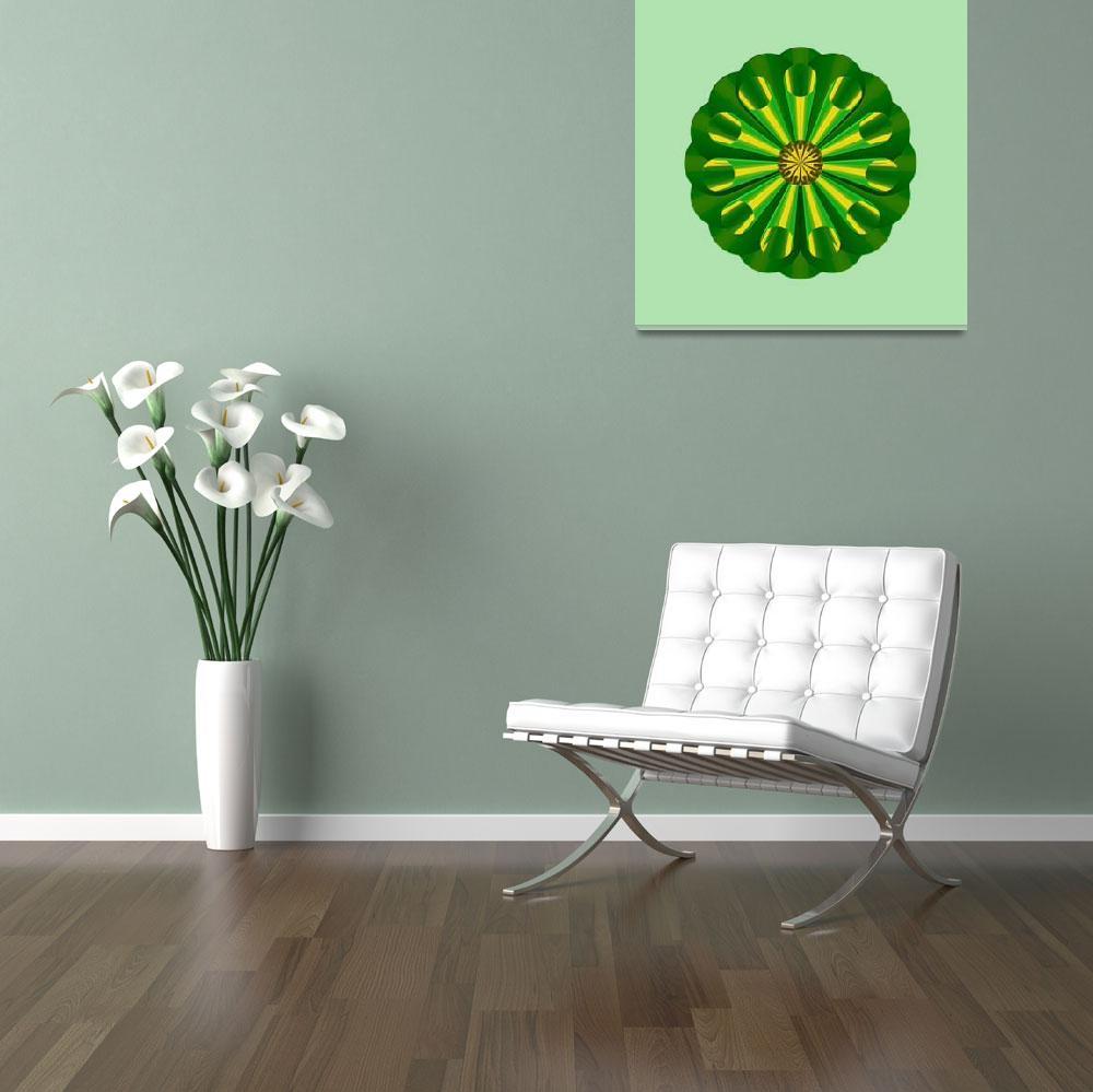 """Cybartia Flower - Fortune Infinitum""  (2010) by Cybartia"