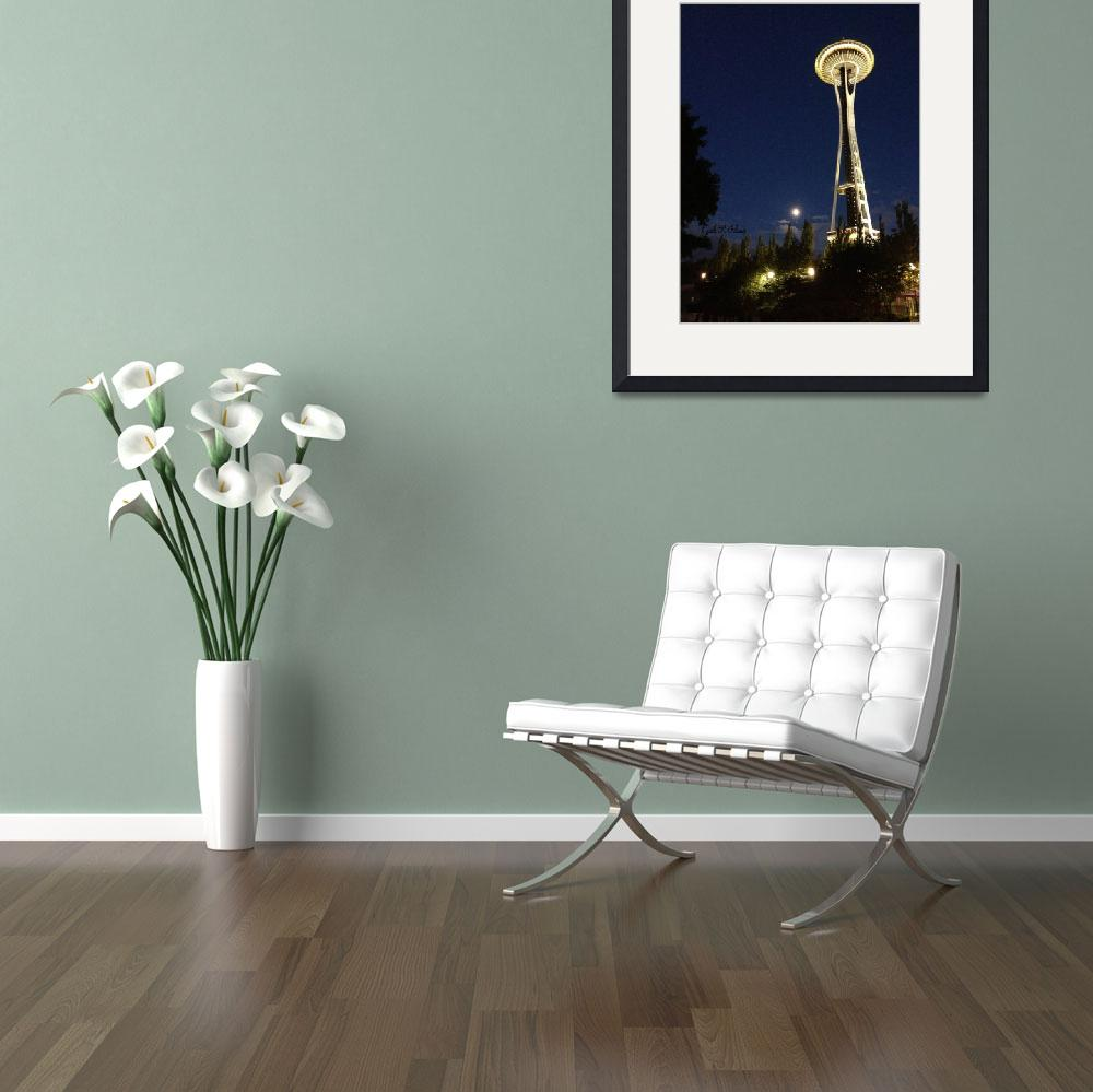 """""""The Needle & the moon&quot  by gailpiland"""