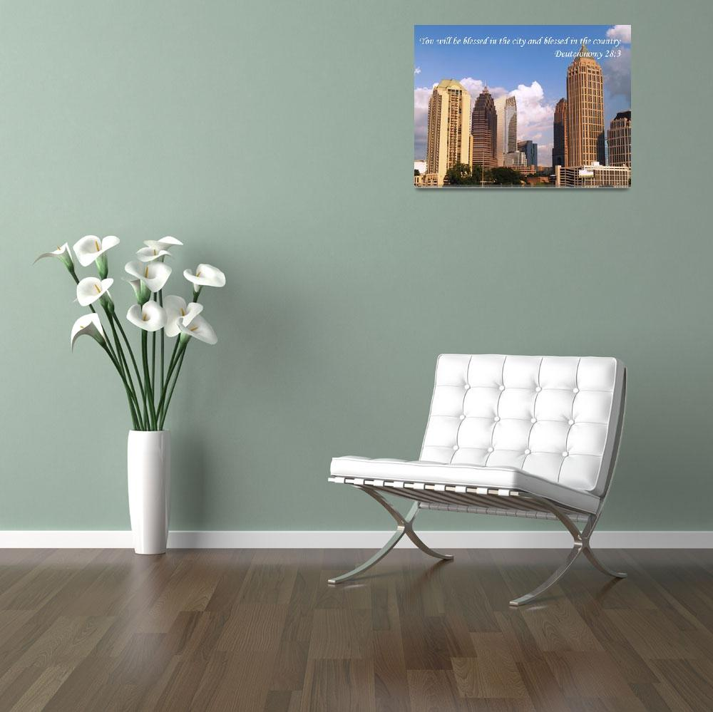 """""""Cityscapes&quot  (2008) by Christscapes"""