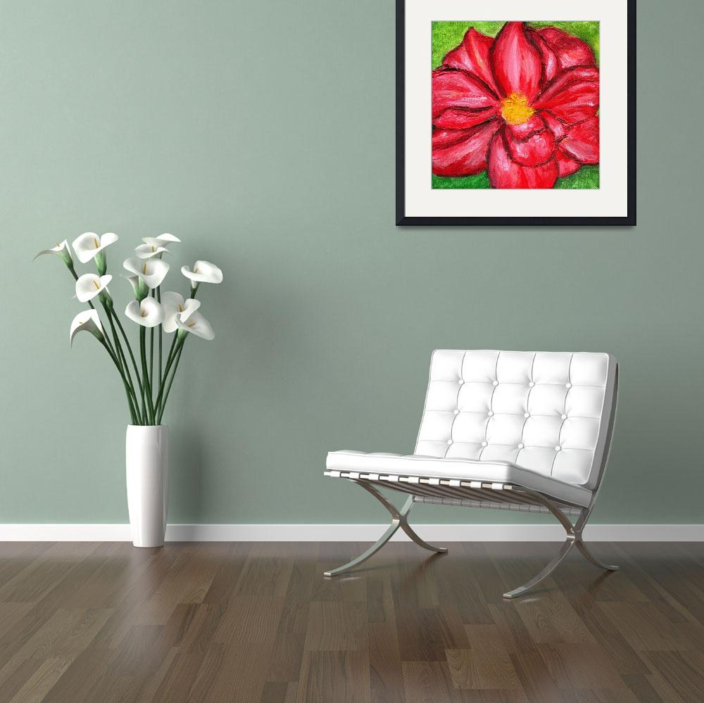 """""""Flower Series #1&quot  (2009) by JBGallery"""