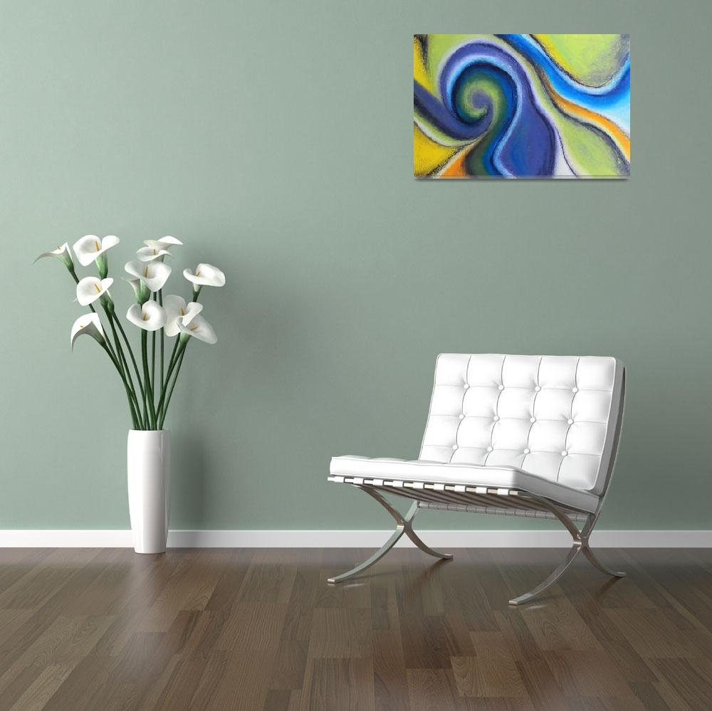 """""""Flow 4""""  (2012) by Nathy9674"""