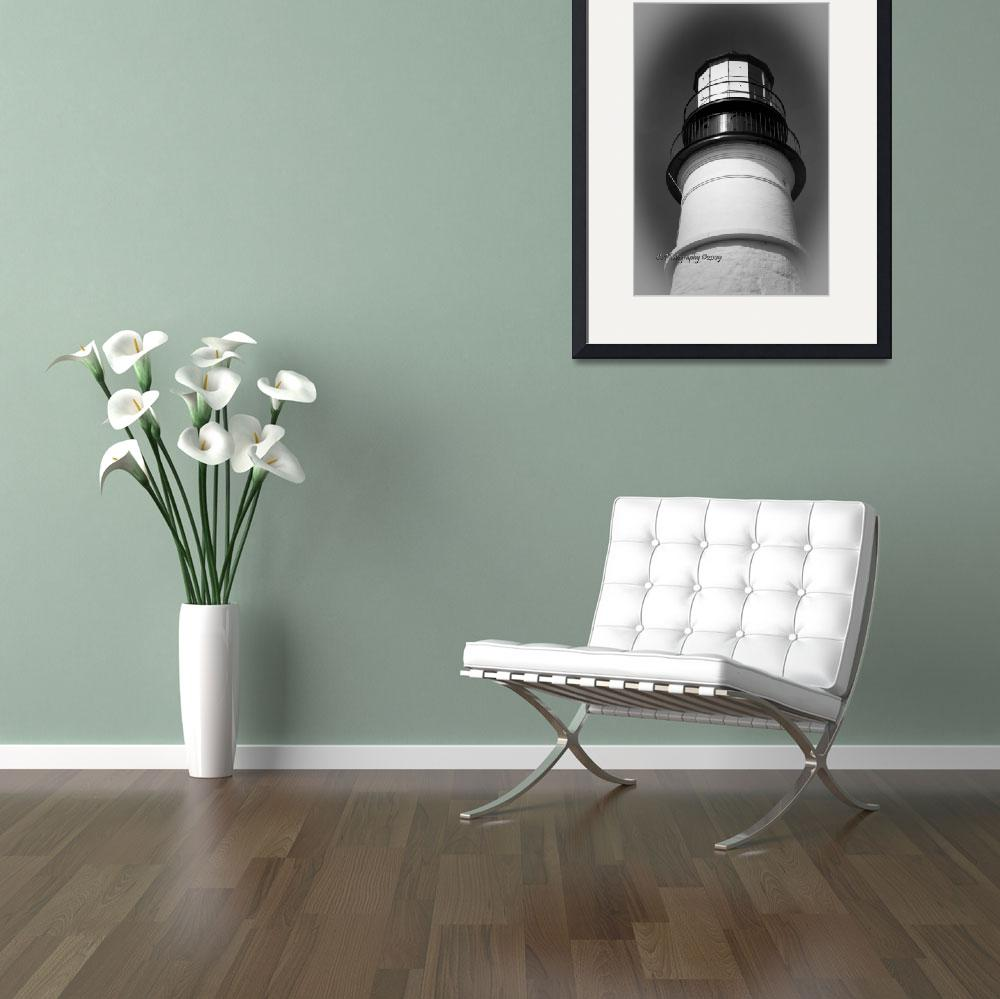 """""""Light House&quot  (2009) by natureboy"""