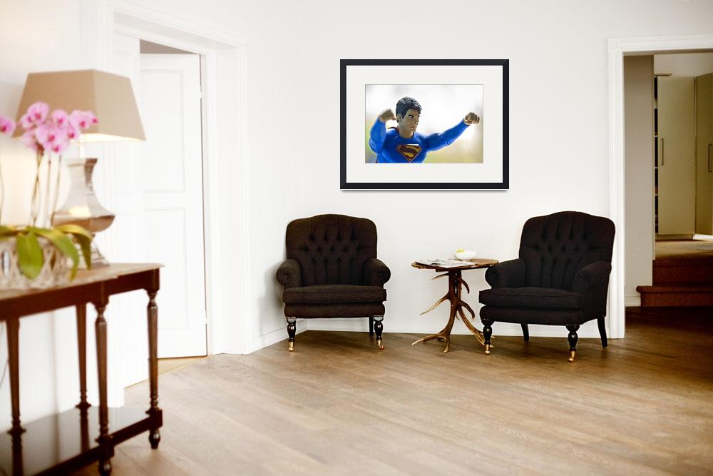 """""""Oh Superman...&quot  (2009) by maxblack"""