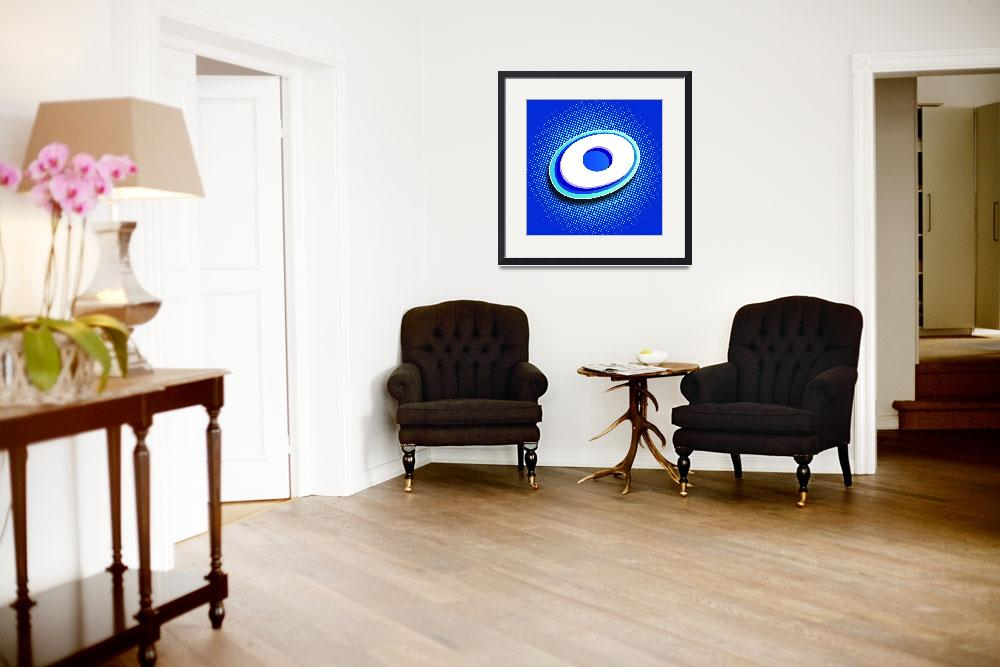 """""""O-OREO&quot  (2012) by LetterPopArt"""