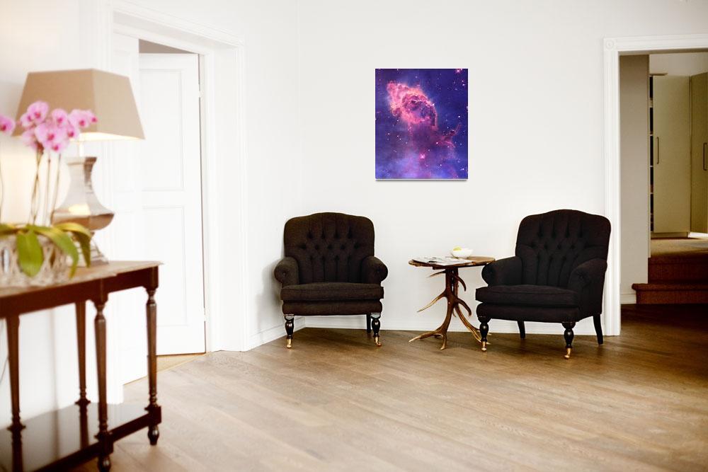 """Carina Nebula Enhanced II&quot  (2014) by TheNorthernTerritory"