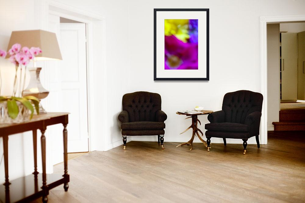 """""""abstract flowers1""""  (2009) by AlenaZ"""