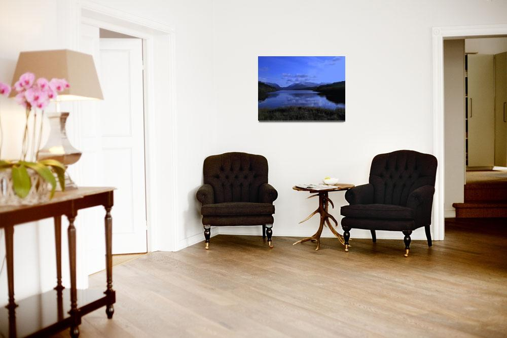 """""""Mount Snowdon&quot  (2009) by TheStand"""