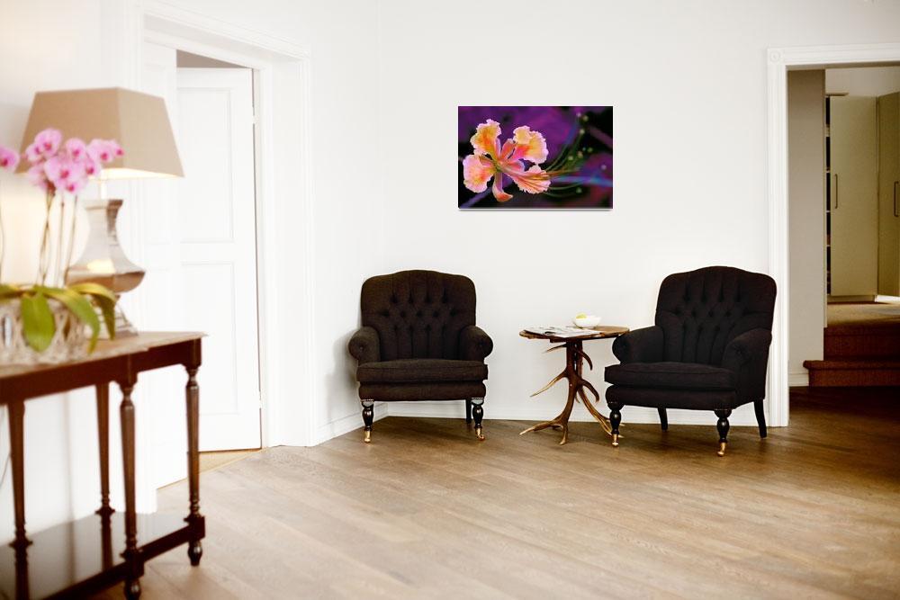 """""""Floral Treasure""""  (2007) by elayne"""