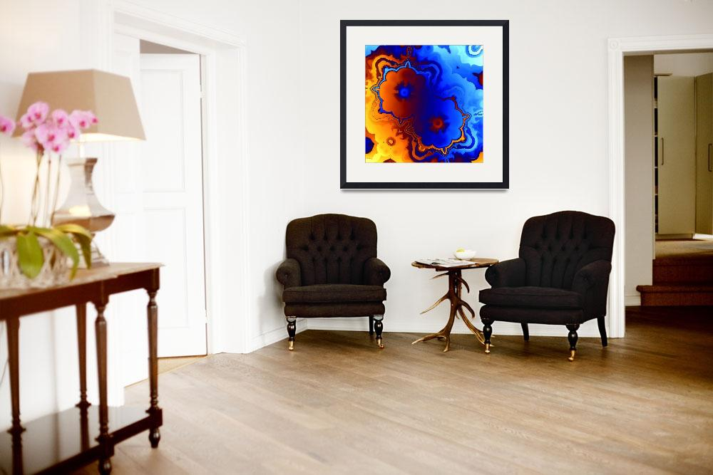 """""""Symmetry And Harmony&quot  (2010) by Chicagoartist1"""
