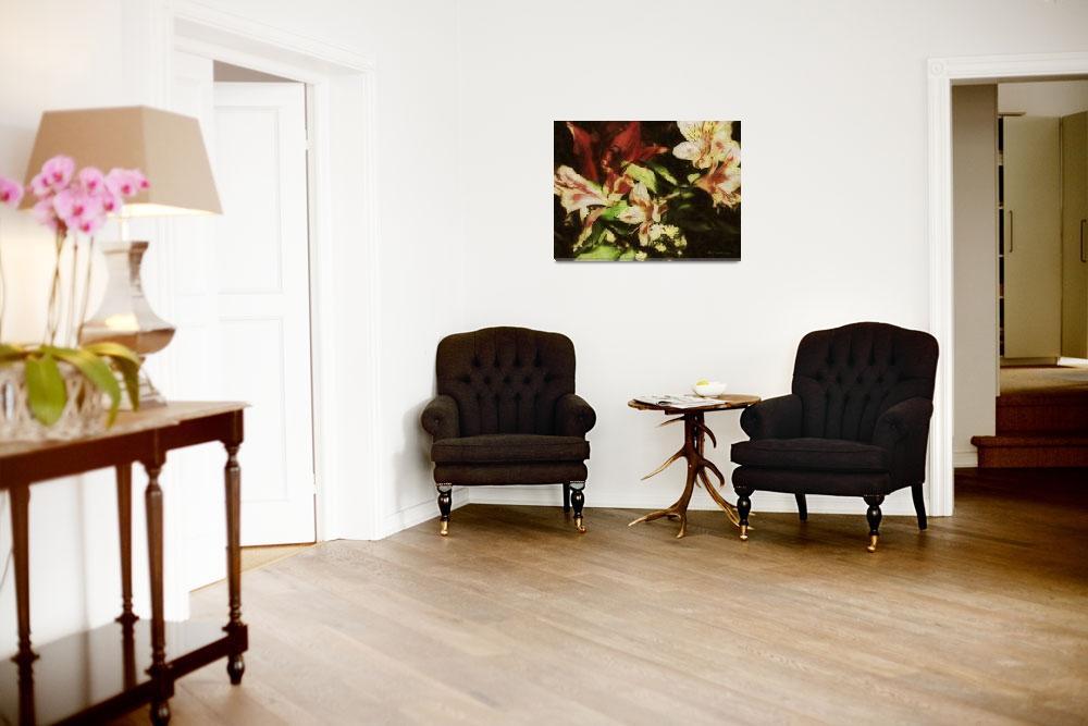 """Bruges Bouquet""  (2010) by RCdeWinter"