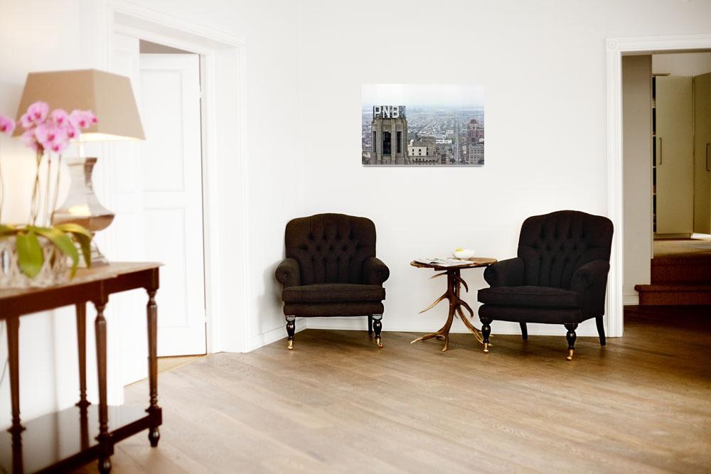 """PNB Building&quot  (2010) by christiancarollo"