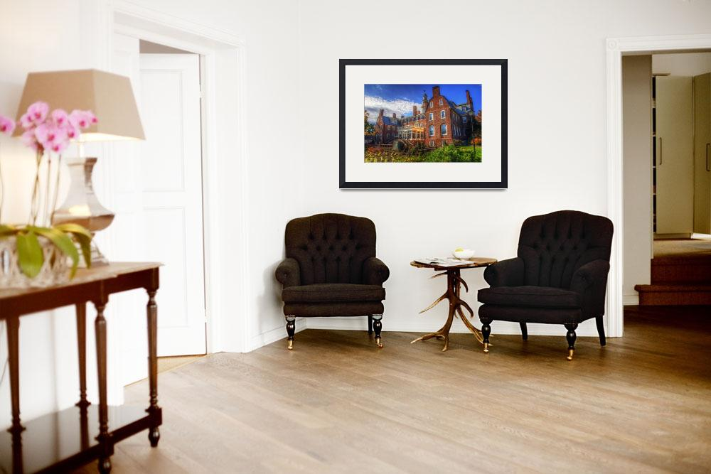"""""""Choate Rosemary Hall&quot  by FrankSlack"""