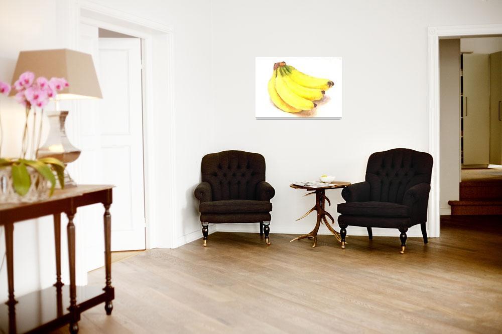 """Banana&quot  (2013) by lanjee"