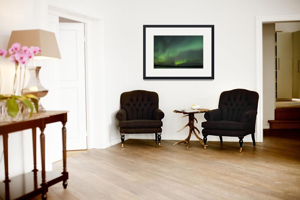 """Aurora Borealis, the Northern Lights&quot  (2006) by MichaelReilly"