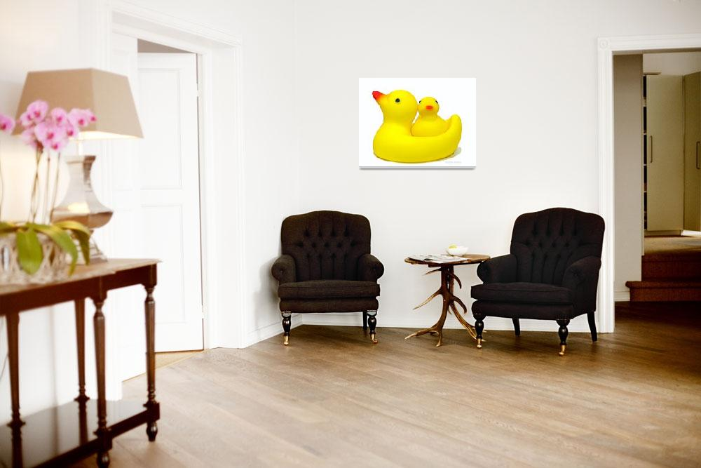 """""""Just Ducky&quot  by daisyjoan"""