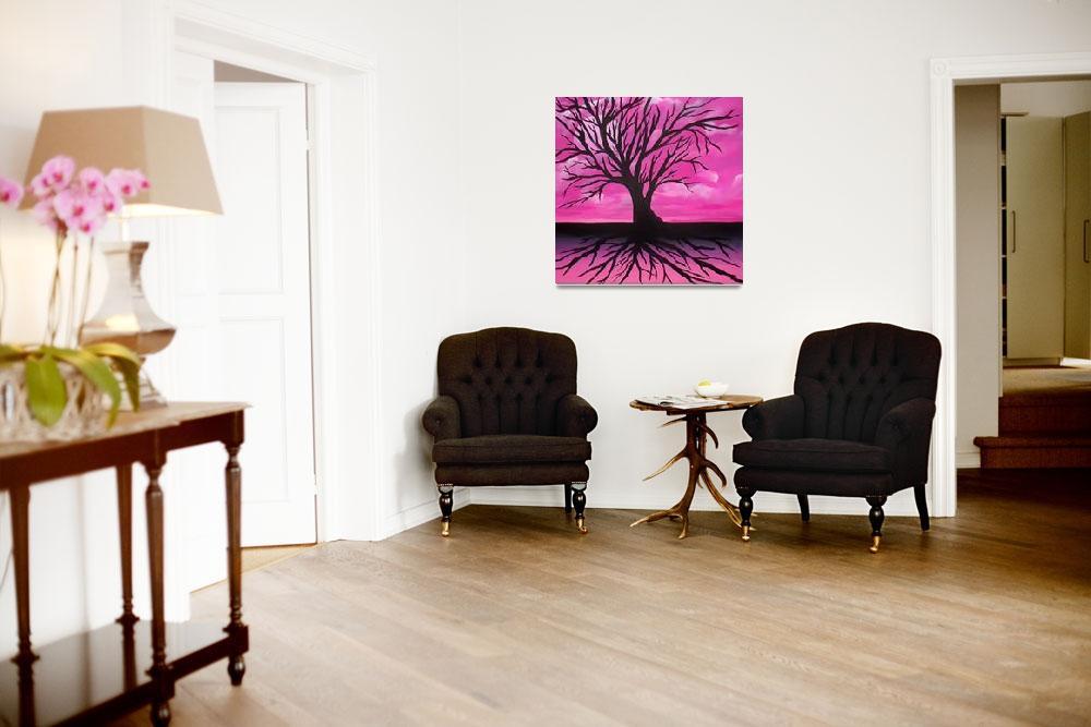 """Midnight Pink""  (2010) by LegacyArts"