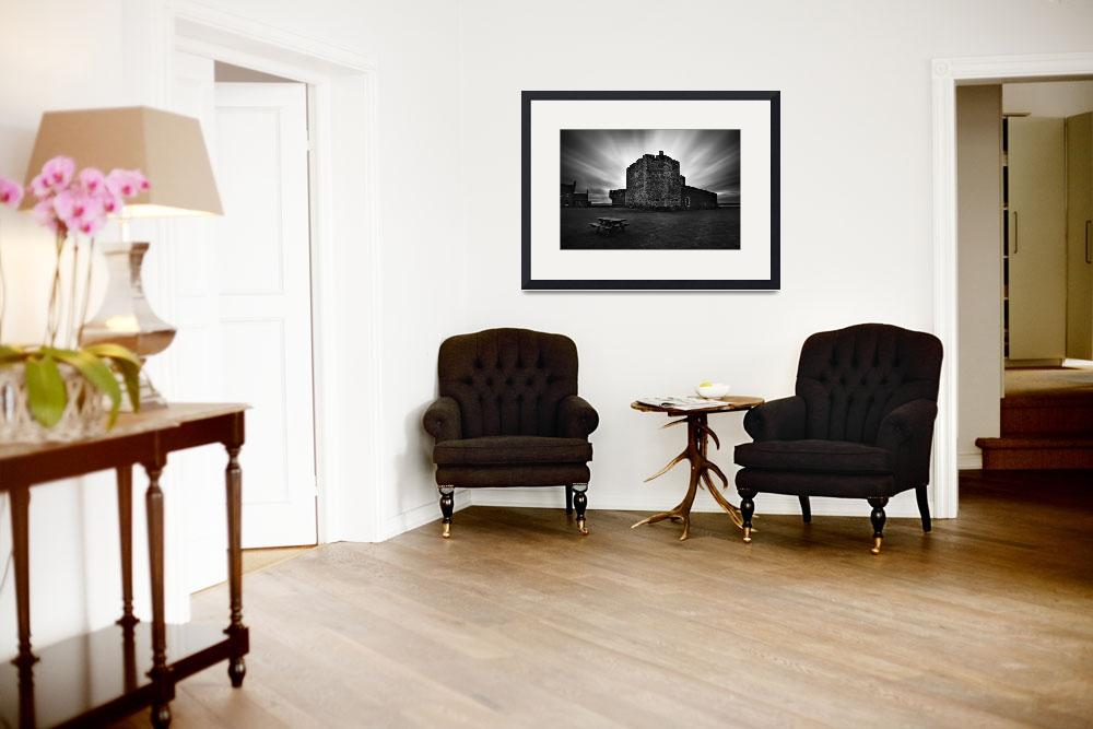 """""""Blackness Castle&quot  (2009) by CheeSeong"""