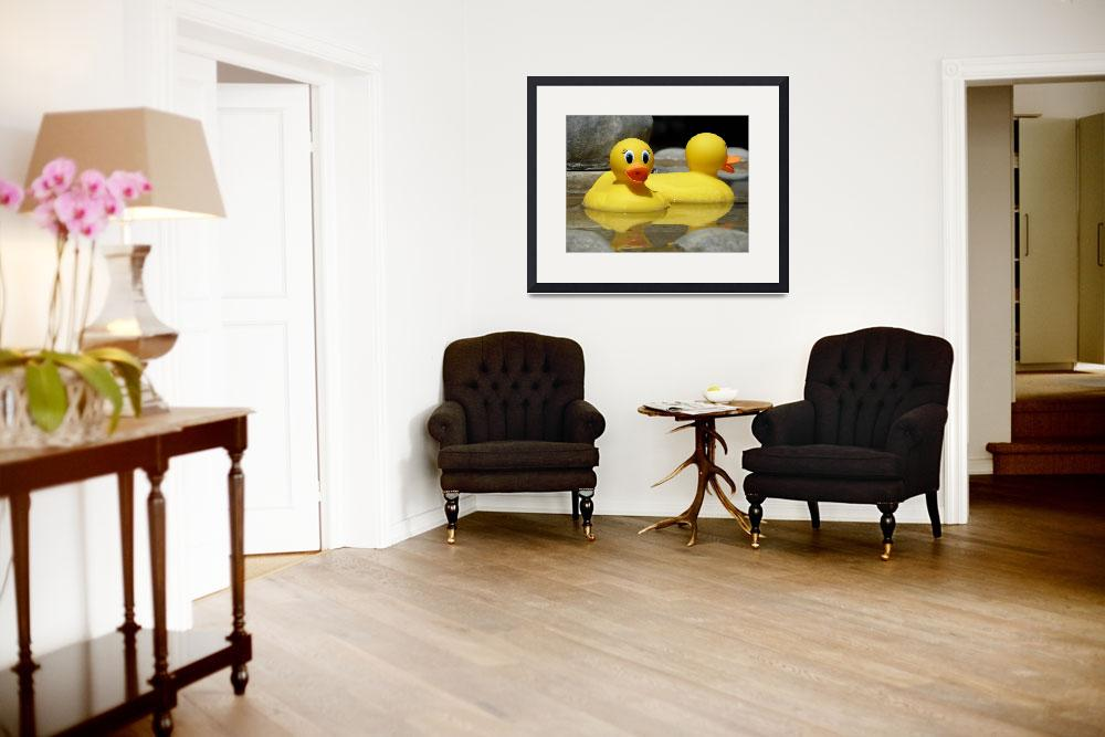 """""""Rubber Duckies&quot  (2010) by lainiewrightson"""