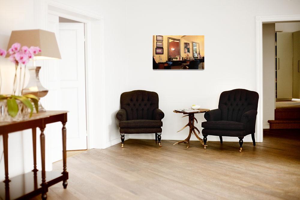 """Salon""  by garfield"