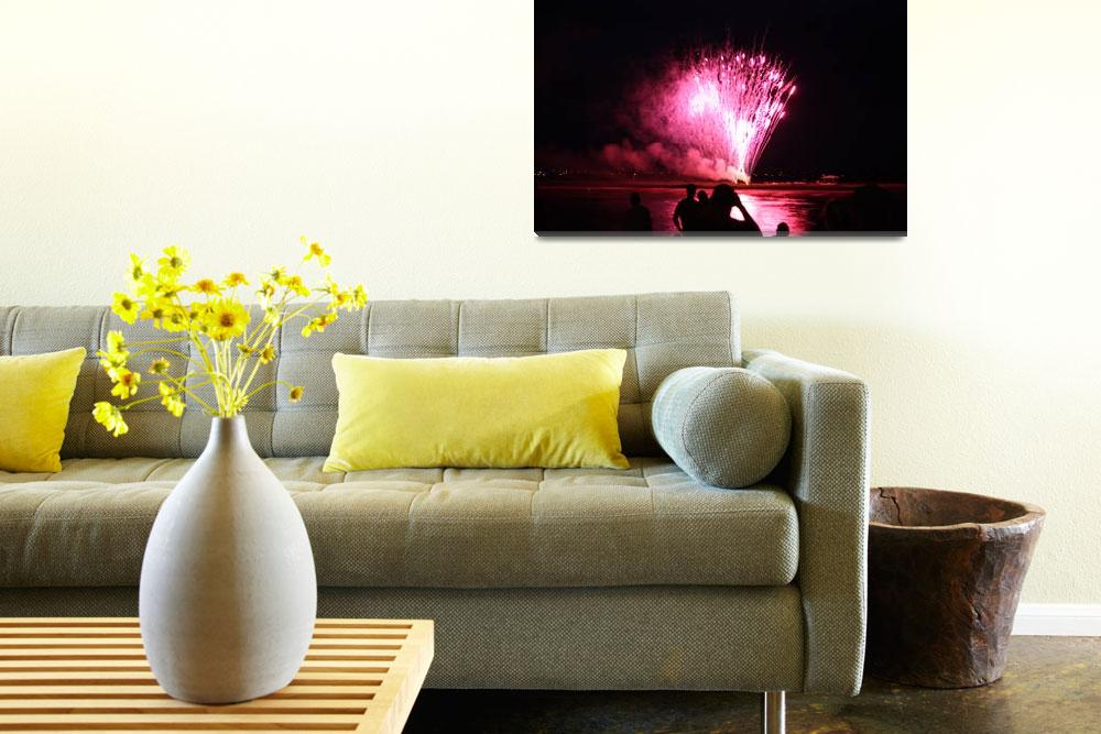 """Fireworks""  (2012) by Albertphoto"