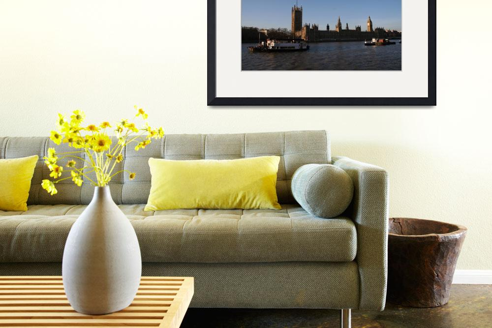 """""""Westminster City&quot  by BobM"""