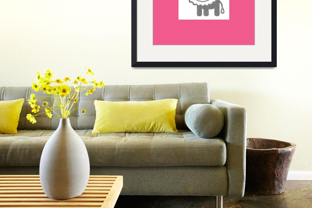 """""""Lion for Kids Room&quot  (2014) by ZapBrand"""