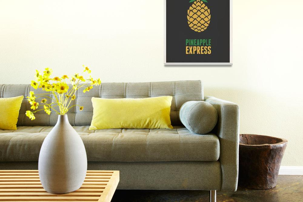 """""""Pineapple Express&quot  (2013) by BrickHut"""