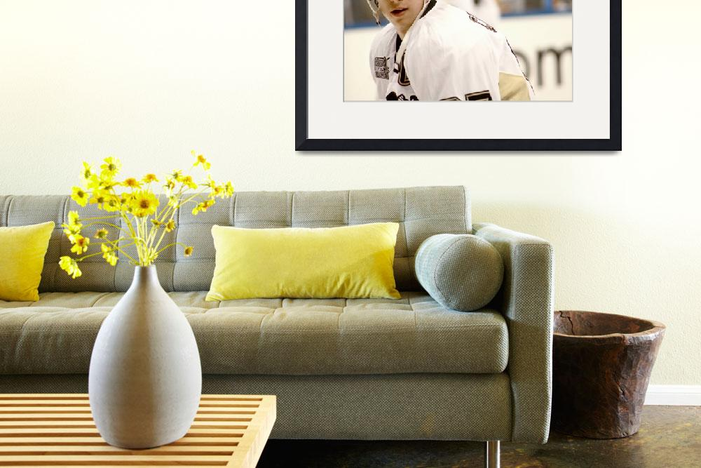 """""""Sidney Crosby&quot  (2008) by sosangelis"""