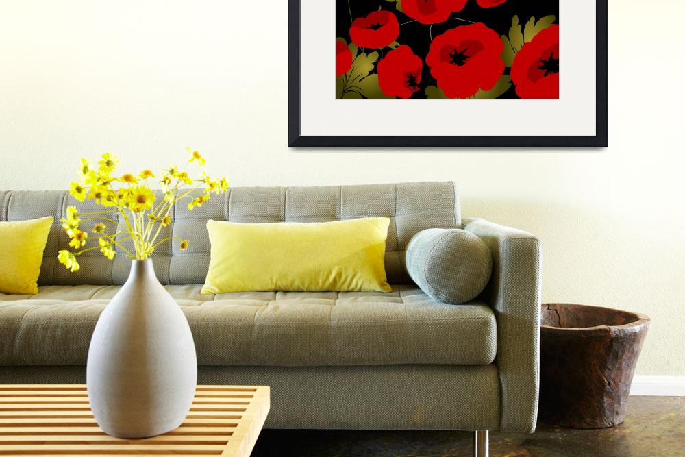 """""""poppies""""  by lirch"""