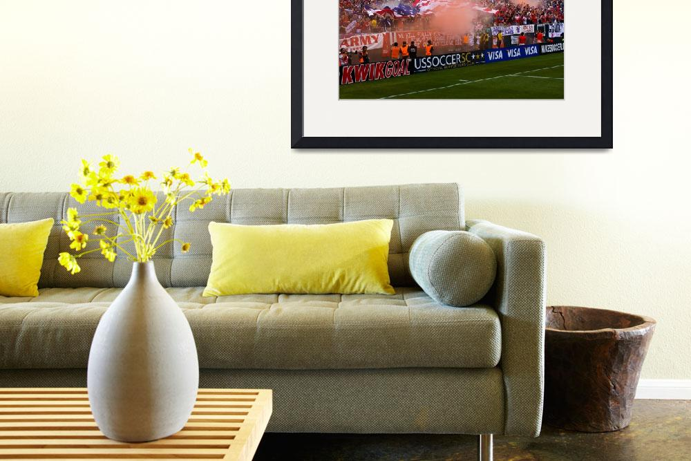 """""""Jozy scores...crowd goes wild&quot  by paylab"""