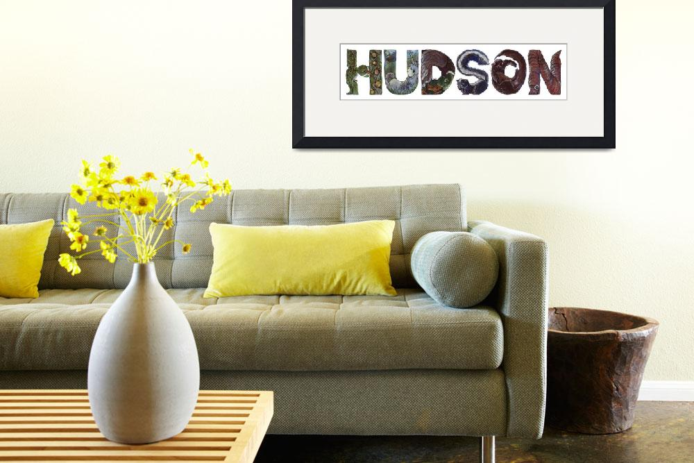 """""""Hudson&quot  by animalsoup"""