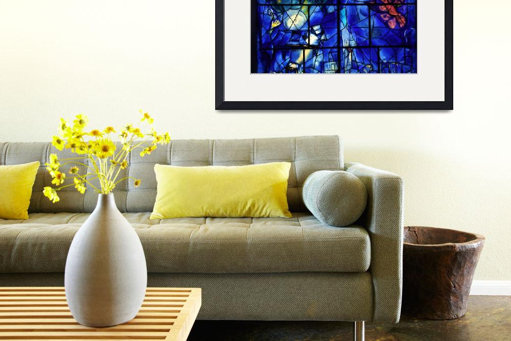 """""""Stained Glass Art&quot  (2013) by lisaarundale"""
