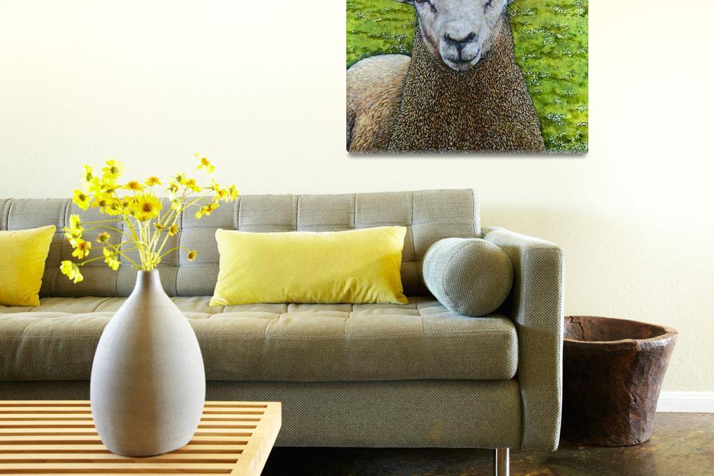 """""""sheep""""  by paulderkinderen"""