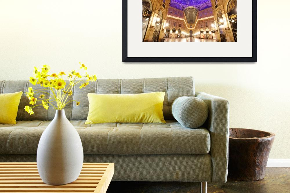 """""""Golden Gallery&quot  by BlogfromItalyPrints"""