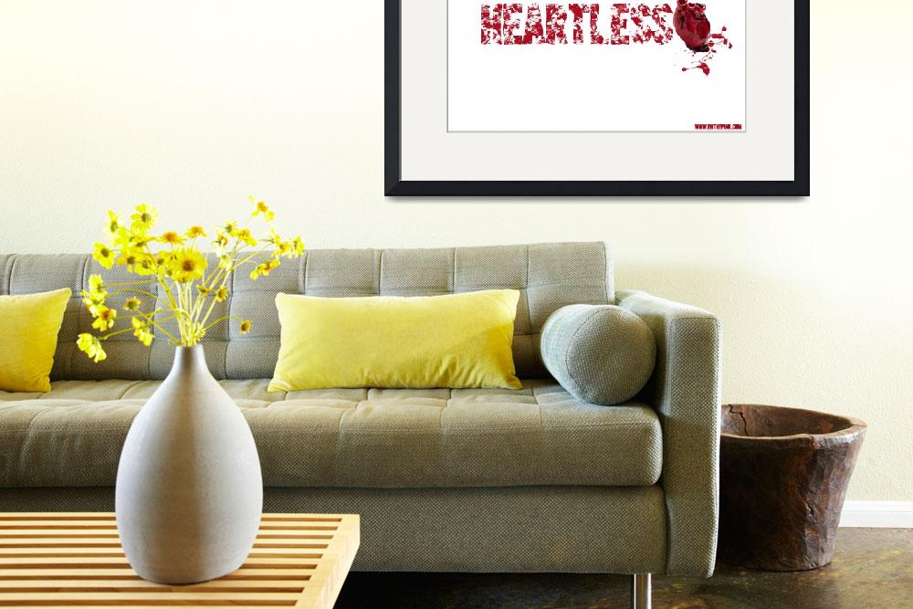"""""""Heartless""""  by EnThePink"""