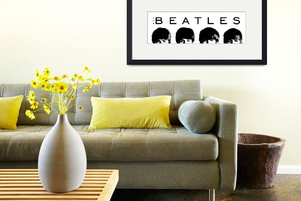 """Beatles Horizontal""  (2013) by Automotography"