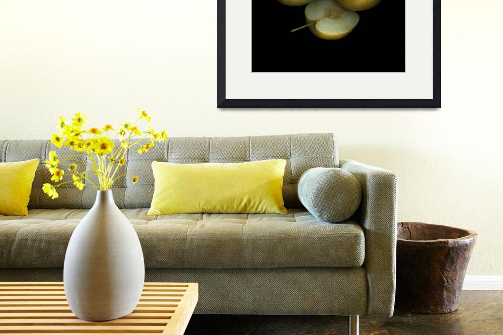 """""""Asian Pears&quot  (2007) by CSlanecPhoto"""