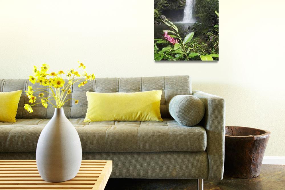 """Fiji, Taveuni, Bouma National Heritage Park, Tavor""  by DesignPics"